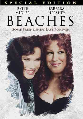 BEACHES SPECIAL EDITION BY MIDLER,BETTE (DVD)